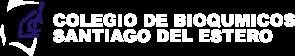 Colegio de Bioquímicos de Santiago del Estero Logo